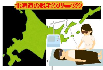 北海道脱毛クリニック